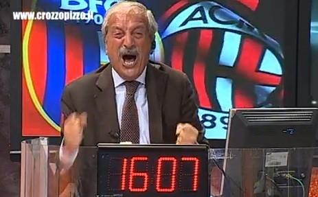 Tiziano Crudeli commenta Bologna – Milan 1-3 (01/09/2012 ...